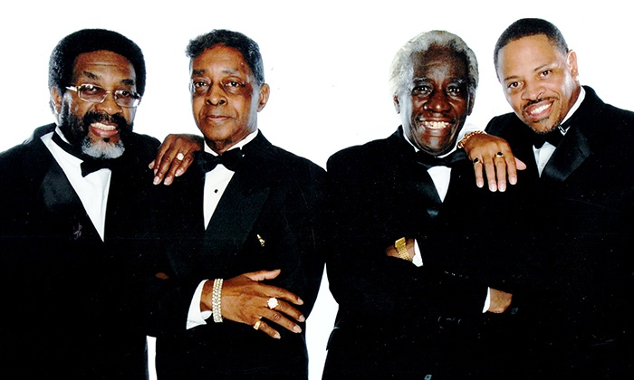 The Drifters - The Historic Bal Theatre: The Drifters on September 23 at 8 p.m.