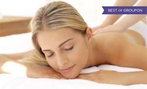 Kalologie-Highland Ranch: 50-Minute Massage, Classic Facial, or Both for One or Two at Kalologie 360 Spa (Up to 49% Off)