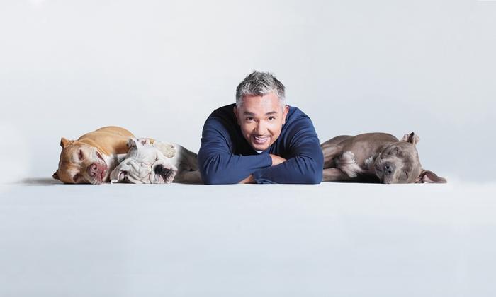 """Cesar Millan - Riverside Theater: Cesar Millan """"The Dog Whisperer"""" Live on Friday, February 26, at 8 p.m."""