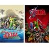 "24""x36"" Full-Color The Legend of Zelda Nintendo Posters"