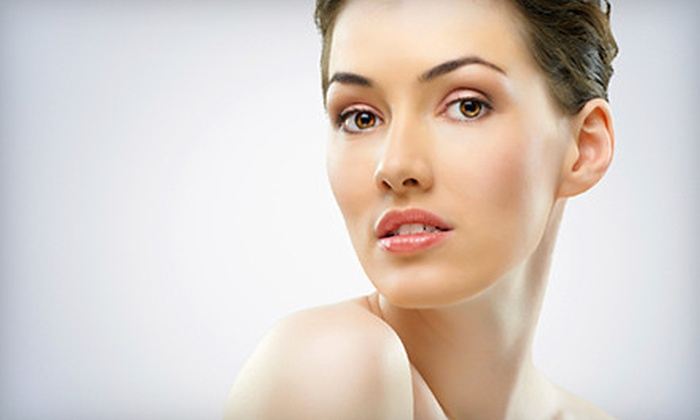 Slim Body Wellness Center of Doral - Multiple Locations: One or Three Nonsurgical Microcurrent Face-Lifts at Slim Body Wellness Center of Doral (Up to 67% Off)