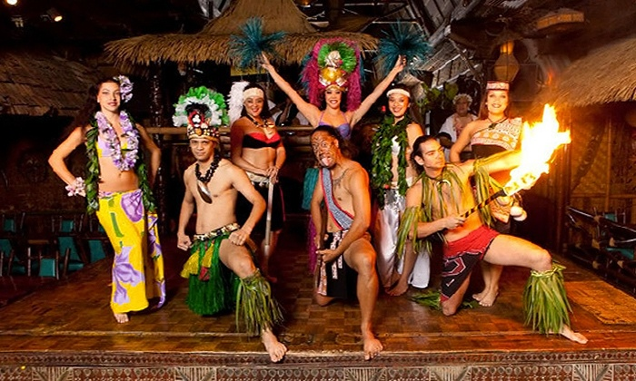 Mai-Kai Restaurant and Polynesian Show - Fort Lauderdale: Tiki-Style American-Asian Cuisine at Mai-Kai Restaurant and Polynesian Show (Up to 44% Off)