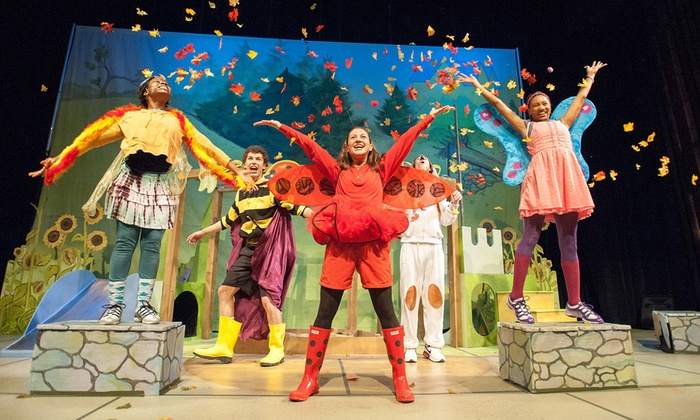 """Ladybug Girl and Bumblebee Boy The Musical"" - Bergen Performing Arts Center: ""Ladybug Girl and Bumblebee Boy The Musical"" on March 13, at 1 p.m. or 4 p.m."