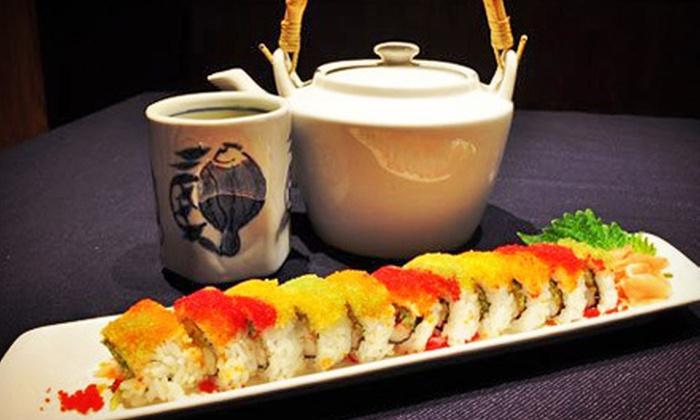 Sushi Yokohama - Dallas: $20 for $40 Worth of Japanese Cuisine at Sushi Yokohama