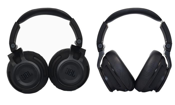 Wonderbaarlijk JBL by Harman Kardon Synchros Slate Stereo Headphones (Refurbished RO-01