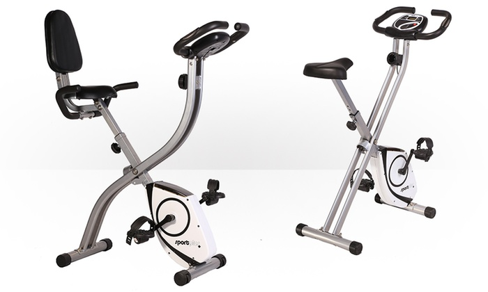 Groupon Goods Global GmbH: Sportplus Heimtrainer Magnetic X-Bike SP-HT-1002 oder S-Bike SP-HT-1003