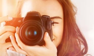 OPS! Orange Photo School: Corso di fotografia per una o 2 persone presso Orange Photo School (sconto fino a 93%)