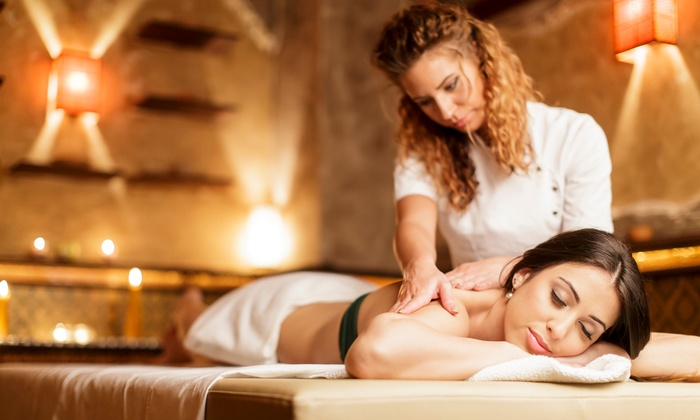 KK's Massage - South Shore: $100 for Two Swedish Massages with Aromatherapy, Hot Towels, and Biomat at KK's Massage ($193 Value)