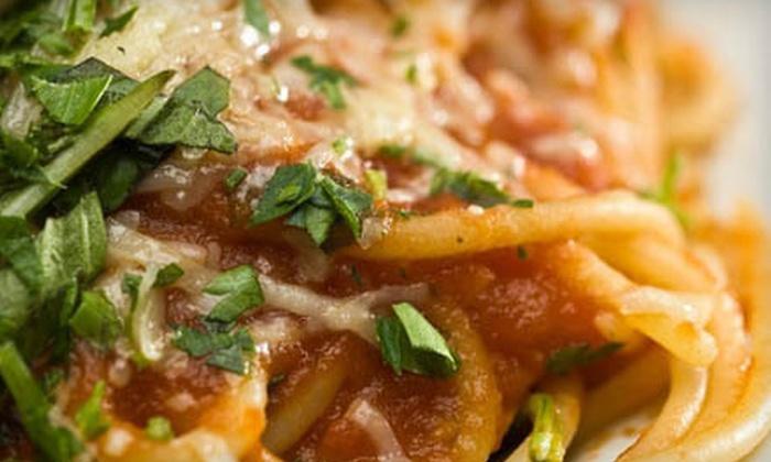 Carmine's Ristorante & Pizzeria - Chapel Hill: Italian Dinner for Two or Four at Carmine's Ristorante & Pizzeria in Chapel Hill (Up to 55% Off)