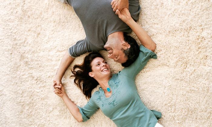 Fresh Scent Carpet Care - Wythe: $58 for Carpet Cleaning for Four Rooms from Fresh Scent Carpet Care ($120 Value)
