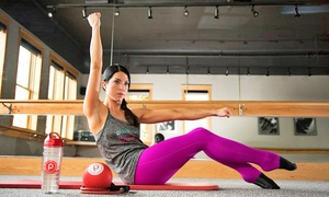 Pure Barre: 5 or 10 Barre Classes, or One Month of Unlimited Classes at Pure Barre Hudson (56%Off)