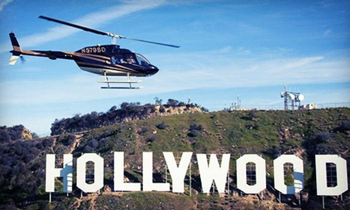 Star Helicopters - Hawthorne: Helicopter Tour for Two or Three from Star Helicopters (Up to 43% Off)