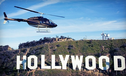 Helicopter Tour for Two or Three from Star Helicopters (Up to 43% Off)