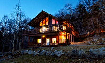 Groupon Deal: 2- or 3-Night Cabin Stay for Up to Four, Six, or 14 at Tuckaleechee Retreat Center in Great Smoky Mountains, TN