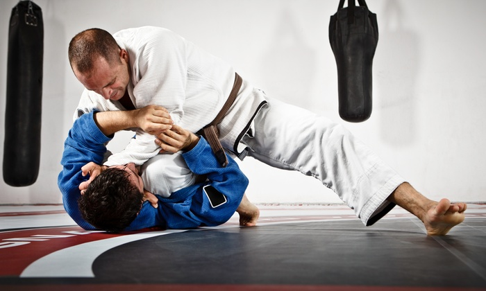 Roufusport Mixed Martial Arts Academy - Roufusport Mixed Martial Arts Academy: Adult or Kids' Martial-Arts Classes for One or Two at Roufusport Mixed Martial Arts Academy (Up to 77% Off)