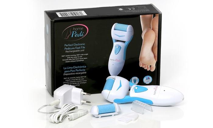 soin pieds appareil electrique