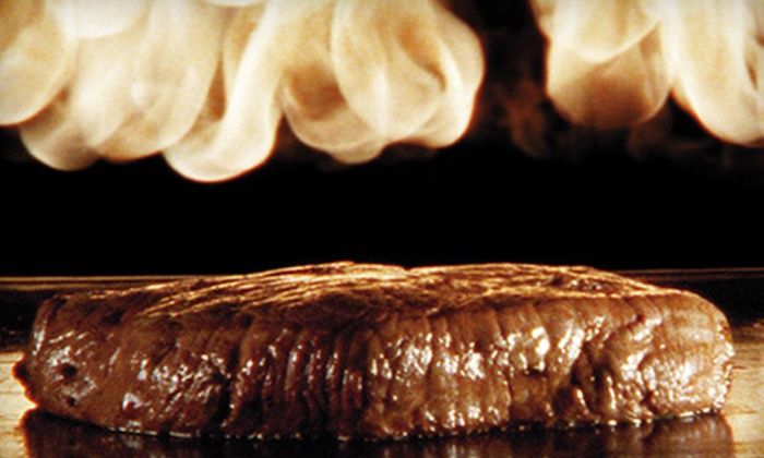 Western Sizzlin - Benton: Steak-House Cuisine at Western Sizzlin (Up to 53% Off). Two Options Available.