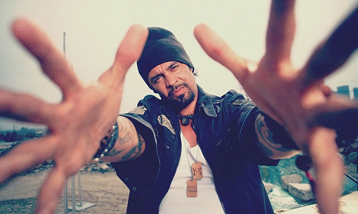 Michael Franti & Spearhead, Facedown - Knitting Factory Concert House: Michael Franti & Spearhead with Facedown at Knitting Factory Concert House on Monday, August 3 (Up to 17% Off)