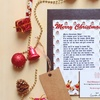 Up to 83% Off Custom Santa Letters from Printerpix