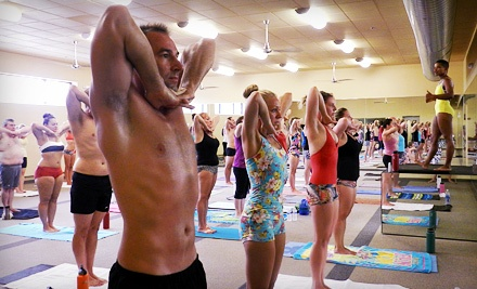 $29 for One Month of Unlimited Bikram Yoga Classes at Bikram Yoga East Valley (Up to $139 Value)