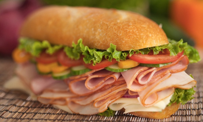 Mission Galleria Cafe & Hideaway - Downtown Riverside: Sandwich Meals for Two or Four at Mission Galleria Cafe & Hideaway (Up to 62% Off). Four Options Available.