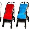 Luxury Memory Foam Stroller Liner