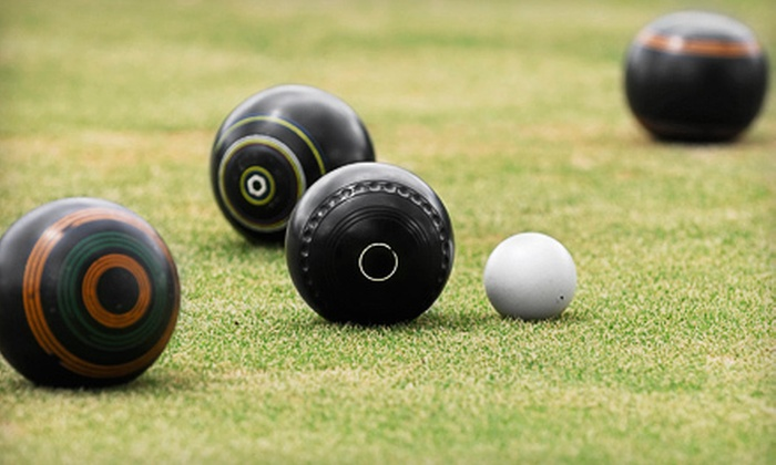 The Kitchener Lawn Bowling Club - Mill Courtland Woodside Park: Four or Six Drop-In Games at The Kitchener Lawn Bowling Club (Up to 58% Off)