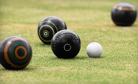 4 Drop-In Games of Lawn Bowling ($40 value) - The Kitchener Lawn Bowling Club in Kitchener