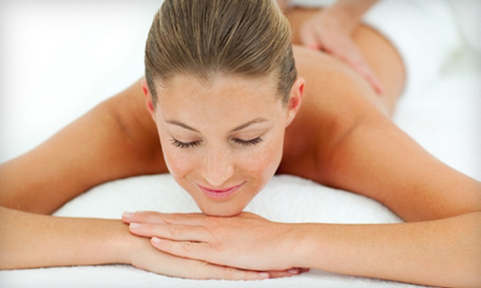 Terrific Massage - New Braunfels: 50-Minute Swedish Massage with Option for a 40-Minute Custom Facial at Terrific Massage in New Braunfels (Up to 56% Off)