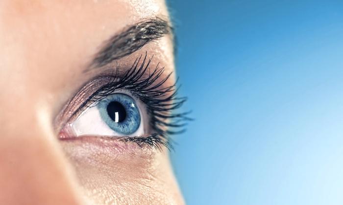 Simply Ravishing Salon - Meadows: Full Set of Eyelash Extensions with Optional Touchup at Simply Ravishing Salon (Up to 51% Off)