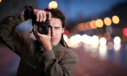 Paul Hames Photography: Beginners' Workshop (£39) or Shoot and Edit Workshop (£79) (Up to 68% Off)