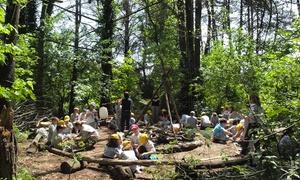 Archeoparco Vulcano: Ingresso di 4 ore o weekend in tenda indiana o tenda igloo all'Archeoparco Vulcano (sconto fino a 83%)