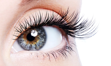 $55 for One Full Set of Mink Eyelash Extensions at Heidi Essence Salon ($90 Value)