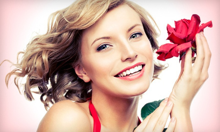 Above and Beyond Day Spa - San Antonio: $79 for a Nonsurgical Face-Lift and Lifting Mask at Above and Beyond Day Spa ($170 Value)