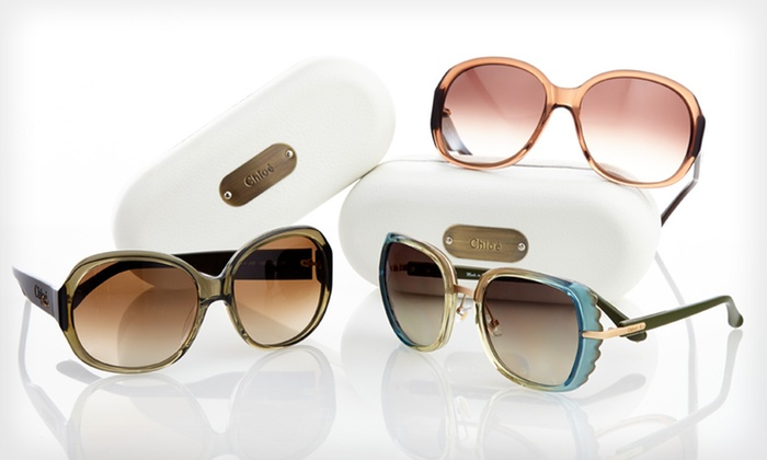 Chloe Women's Sunglasses: $79.99 for Chloe Women's Sunglasses ($355 List Price). Multiple Styles and Colors Available. Free Shipping and Returns.