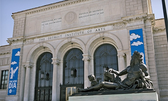 Detroit Institute of Arts - University: $55 for an Annual Family Plus Membership to Detroit Institute of Arts ($110 Value)