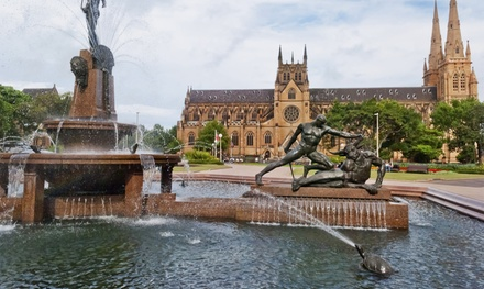 Sydney, CBD: Up to 3 Nights for Two with Discount on Food and Drinks and Late Checkout at 4* Castlereagh Boutique Hotel