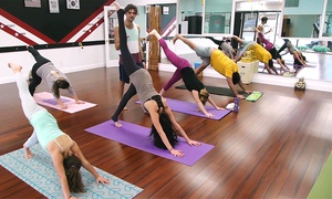 ILOVEKINGYOGA: One- or Two-Month Yoga Membership or Eight-Week Kid's Yoga Class at ILOVEKINGYOGA (Up to 66% Off)