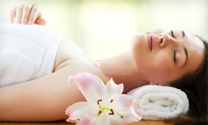 3rd Day Living - Heatherwood: One, Two, or Three 60-Minute Raindrop-Therapy Massages at 3rd Day Living (Up to 59% Off)