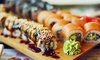 Up to 53% Off at Aba Asian Fusion