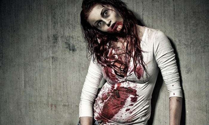 Eleventh Hour Haunted House - Melrose Park: $19 for Haunted-House Admission with VIP Access to the Front of the Line at Eleventh Hour Haunted House ($36 Value)