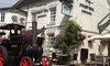 The Swan Inn - The Swan Inn: Cheshire: 1-3 Nights for Two with Breakfast and Option for Dinner Credit at The Swan Inn