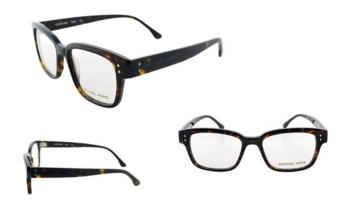 7ea668ec82 Michael Kors Unisex Optical Frames
