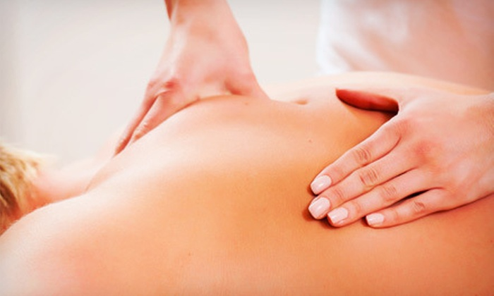 Living Roots Chiropractic - Arden - Arcade: One or Three 60-Minute Massages with Chiropractic Package at Living Roots Chiropractic (Up to 82% Off)