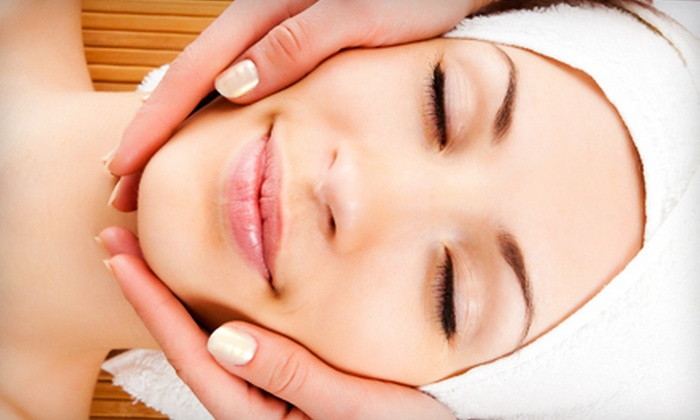 Organic Body & Soul Spa - NEXPERT Chiropractic Office: One or Two 75-Minute Deluxe Custom Facials at Organic Body & Soul Spa (Up to 54% Off)