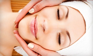 Organic Body & Soul Spa: One or Two 75-Minute Deluxe Custom Facials at Organic Body & Soul Spa (Up to 54% Off)