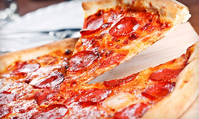 Surfside Pizza - San Clemente: $12 for $24 Worth of Pizza at Surfside Pizza