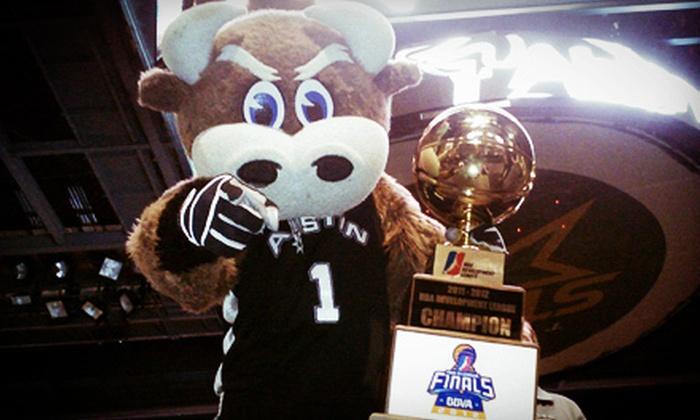 Austin Toros - Cedar Park Center: Austin Toros NBA D-League Basketball Game on December 1, 21, or 22 (Up to 52% Off)