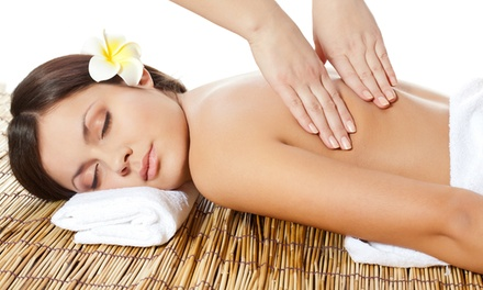 Massages at Massage Warrior (Up to 53% Off). Four Options Available.