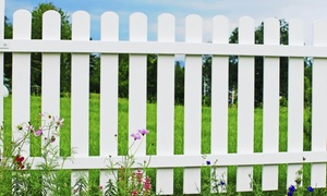 AMP FENCE: $55 for $100 Groupon — AMP FENCE
